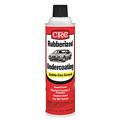 Rubberized Undercoating Spray