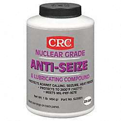 Nuclear Grade Anti-Seize & Lube, 16 oz.