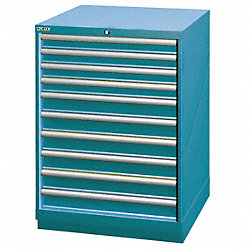 Modular Cabinet, 10 Drawer, 210Compartment