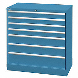 Modular Cabinet, 7 Drawer, 96 Compartments