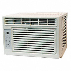 Window Air Con, 230/208V, Cool Heat, EER9.4