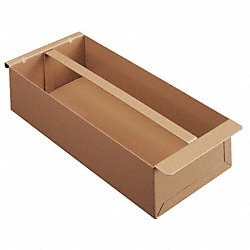 Tool Tray, 16-5/8 x 8 x 4 In, Steel, Tan