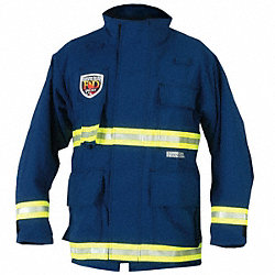 EMS Jacket, 2XL, Navy