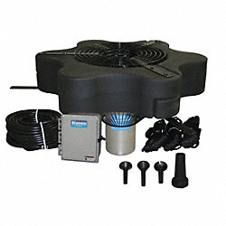 Pond Fountain, 3 HP, 240V, Cord 100 Ft.
