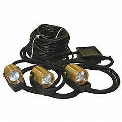 Lighting System, 120V, 225W, Cord 200 Ft