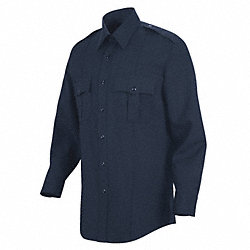 New Generation Stretch Dress Shirt, Navy