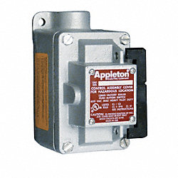 Tumbler Switch, EDS Series, 1 Gang, 3-Way