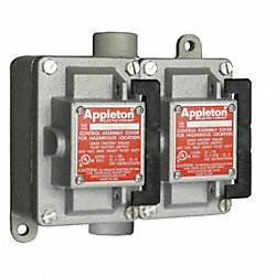 Tumbler Switch, EDSC Series, 2 Gangs, 4-Way