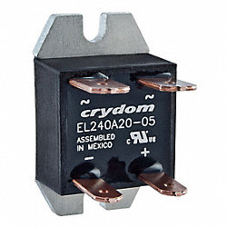 Solid State Relay, 100VAC, 5A, Zero Cross