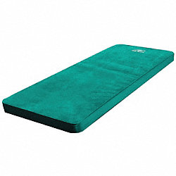 Self-Inflating Pad, Green, 400 lb Capacity