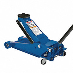 Hydraulic Jack, Quick Lifting, 2.5 Tons