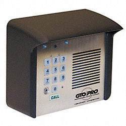 Wireless Intercom/Keypad