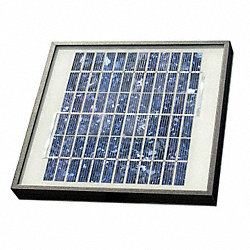 Solar Panel Kit, 10W, For Gate Operators