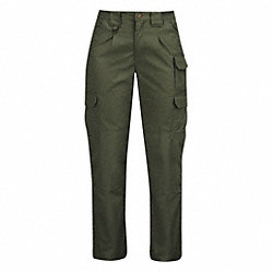 Womens Tactical Pant, Olive, Size 8