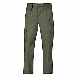 Mens Tactical Pant, Olive, Size 30x36 In