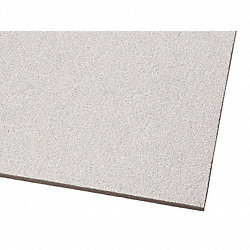 Ceiling Tile, 24 x 48 In, 5/8 In, PK 10