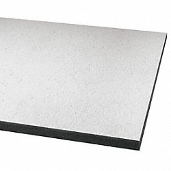 Ceiling Tile, 24 x 48 In, 5/8 In, PK 6