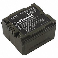 Panasonic VW-VBG130 Replacement Battery