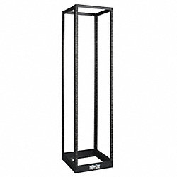 Open Frame Rack, Floor Mount, 45U