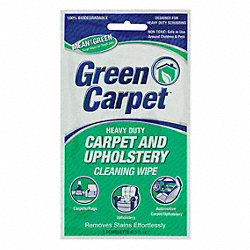 Carpet and Upholstery Wipes