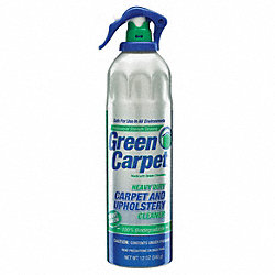 Carpet Cleaner, 12 oz., Slight, Can