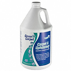 Carpet Cleaner, Bottle, 1 gal.