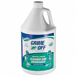 Degreaser, Bottle, Size 1 gal.