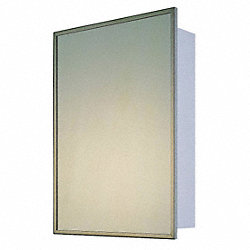 Medicine Cabinet, Surface Mount, 24x36in