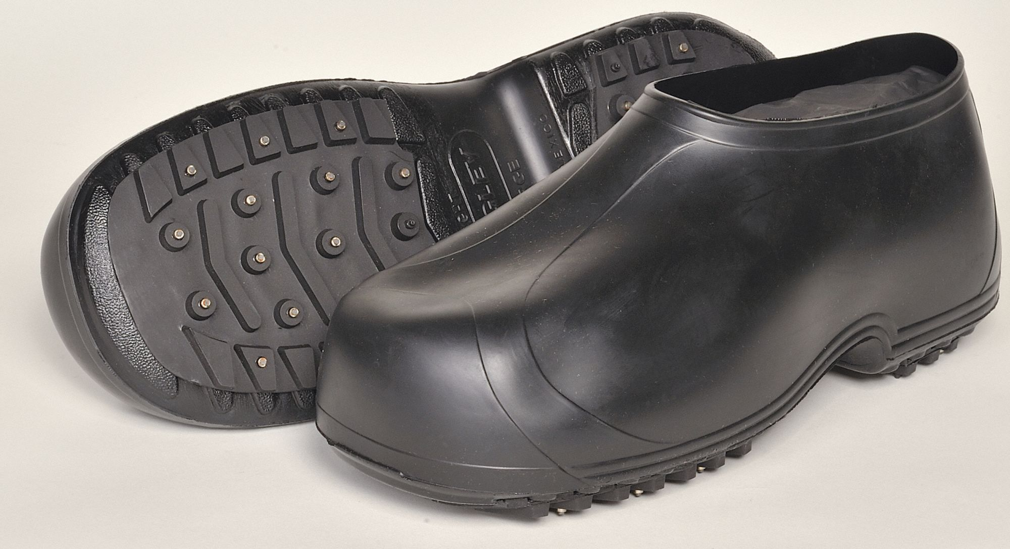 Tingley Ice Traction Overshoes, Rubber, 8-9.5, Pr 1350 at Sears.com