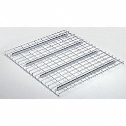 Pallet Rack Wire Decking, 2500 lb.