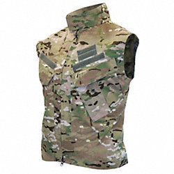 HPFU Slick (No I.T.S.) Vest, MultiCam, XL