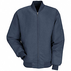 Jacket, Insulated, Nvy, Fab Wgh 7.5 oz, M