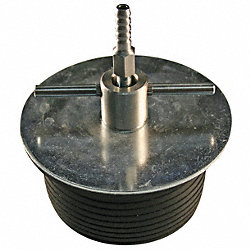 Mech Expansion Plug, Vented Turn-Tite, 3In