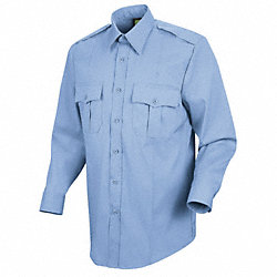 Deputy Deluxe Shirt, Lt. Blue, 15 In.