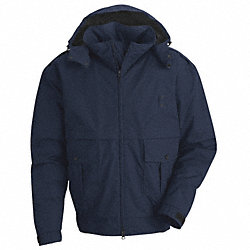 Jacket, No Insulation, Black, XS