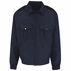 Sentry Jacket, Long, Navy, 6XL