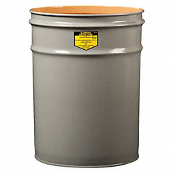 Open Head Drum, 6 Gal, Grey