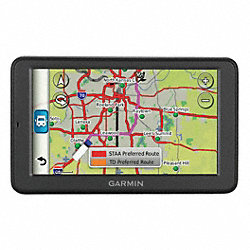 Truck GPS Navigator, Map & Traffic, 5 In