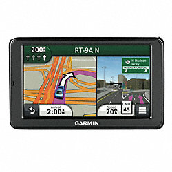 GPS Navigator, Voice Activation, 5 In