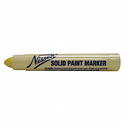 Solid Paint Marker, Yellow