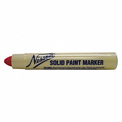 Solid Paint Marker, Red