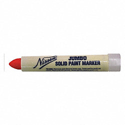 Solid Paint Marker, Jumbo, Red