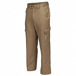 Mens Tactical Pant, Khaki, 36 x 32