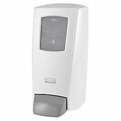 Manual Soap Dispenser, 5L, White, PK 2