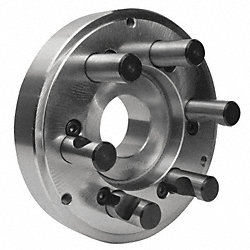 Machine Chuck Adapter, FLA, D4, 8 In.