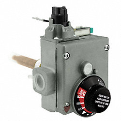 Control Thermostat, NG, For 1PLV7, 3WA65