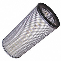 Dust Collector Filter, 12-3/4x26, Open