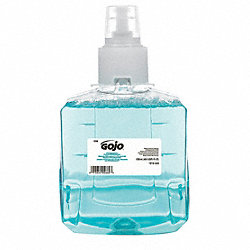 Foam Soap Refill, Size 1200mL, Blue, PK 2