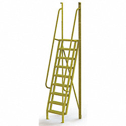 Configurable Crossover Ladder, 132 In. H