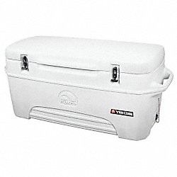Chest Cooler, Yukon, 250 qt., White